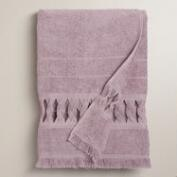 Lavender Catalina Bath Towel