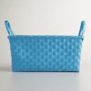 Mediterranean Blue Shower Caddy