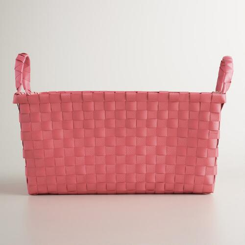 Coral Shower Caddy