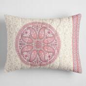 Emmeline Medallion Pillow Shams, Set of 2