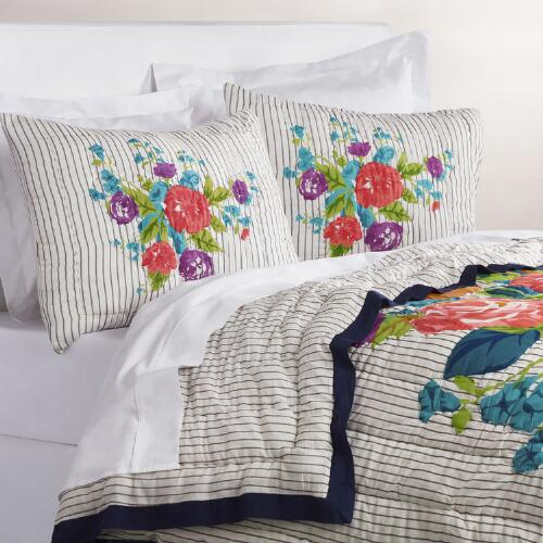 Floral Sydney Bedding Collection