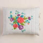 Floral Sydney Pillow Shams, Set of 2