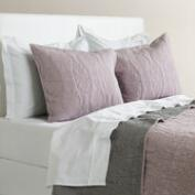Lavender and Gray Simone Bedding Collection