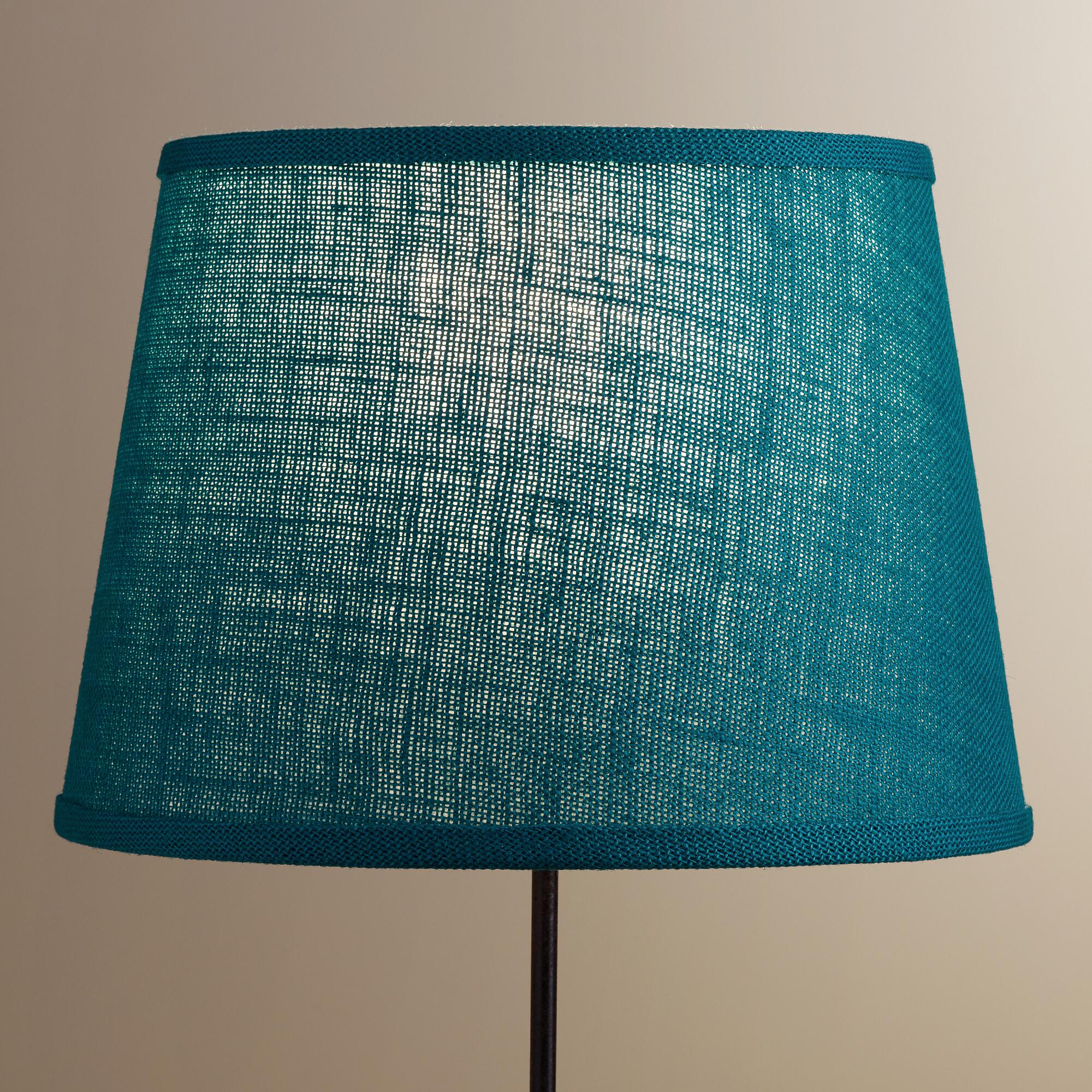 Everglade Burlap Table Lamp Shade World Market