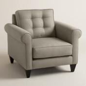 Textured Woven Bryson Upholstered Chair