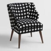 Jet Dotscape Audin Upholstered Chair