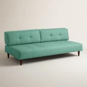 Textured Woven Albin Upholstered Sofa