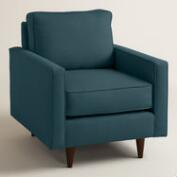 Textured Woven Nashton Upholstered Chair