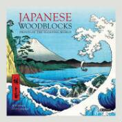 Japanese Woodblock Wall Calendar