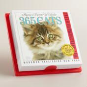 365 Cats Page-A-Day Calendar