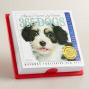 365 Dogs Page-A-Day Calendar