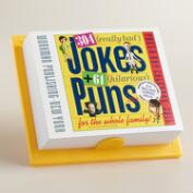 Really Bad Jokes and Hilarious Puns Page-A-Day Calendar