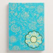 Handmade Moroccan Flower Journal