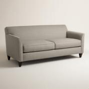 Textured Woven Stellan Upholstered Sofa