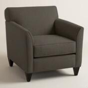 Chunky Woven Stellan Upholstered Chair