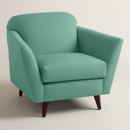 Textured Woven Jorna Upholstered Chair