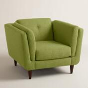 Chunky Woven Reza Upholstered Chair