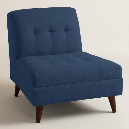 Chunky Woven Florian Upholstered Chair