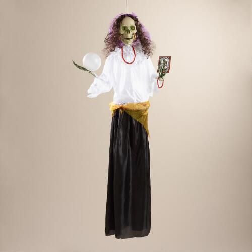 Scary Fortune Teller Figure
