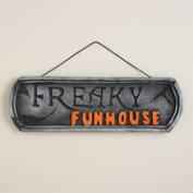 Funhouse Sign