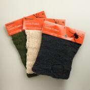 Scary Gauze Fabric, Set of  3