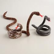 Poseable Snakes, Set of 3