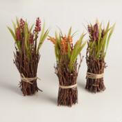 Mini Grass Bundles, Set of 3