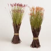 Harvest Grass Stacks, Set of 2
