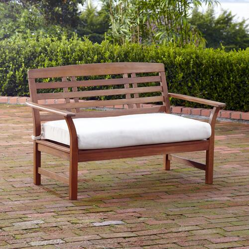 Kona Occasional Bench with Seat Cushion