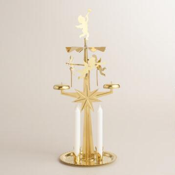 Metal Angel Chime   Set