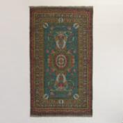 5'x8' Rose Floral Woven Jute Rosa Area Rug
