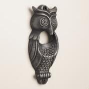Owl Wall-Mounted Bottle Opener