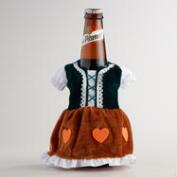 Barmaid Wine Bottle Outfit