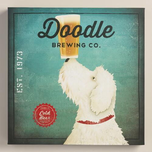 """""""Doodle Brewing Co."""" by Ryan Fowler"""