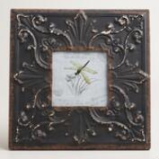 Black Square Tile Chloe Frame
