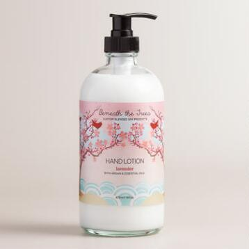 Beneath the Trees Lavender Hand Lotion
