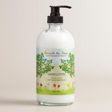 Beneath the Trees Fresh Citrus Hand Lotion