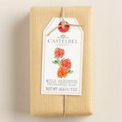 Castelbel Kraft Wild Hibiscus Bar Soap
