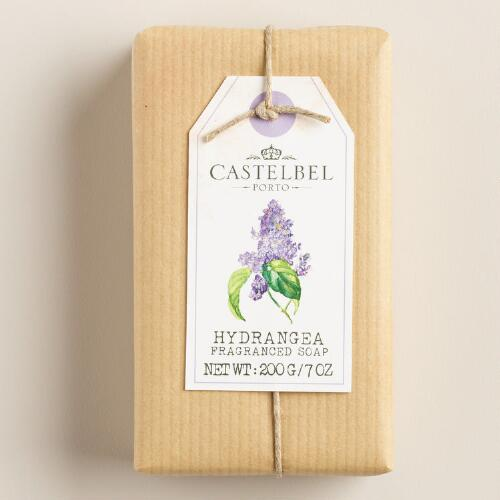 Castelbel Kraft Hydrangea Bar Soap