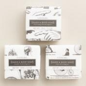Castelbel Sketch Bar Soap Collection