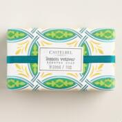 Castelbel Tile Lemon Vetiver Bar Soap