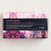 A&G Stonewash Blackberry & and Vanilla Bar Soaps, Set of 2