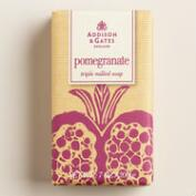 A&G Harvest Pomegranate Bar Soap, Set of 2