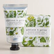 A&G Botanical Meadow Flowers Bath and Body Collection