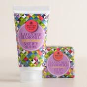 A&G Mini Lavender Chamomile Bath and Body Collection