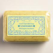 La Lavande Lemongrass Bar Soap