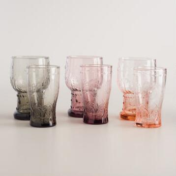 Vivian Glasses, Set of 4