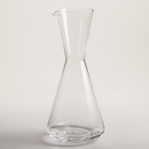 Small Glass Carafe