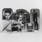 Bride and Frankenstein Melamine Dinnerware