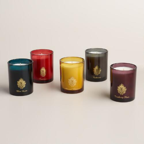 Claudio Boxed Jar Candle
